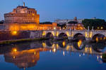 Rome by night-Castel Sant'Angelo