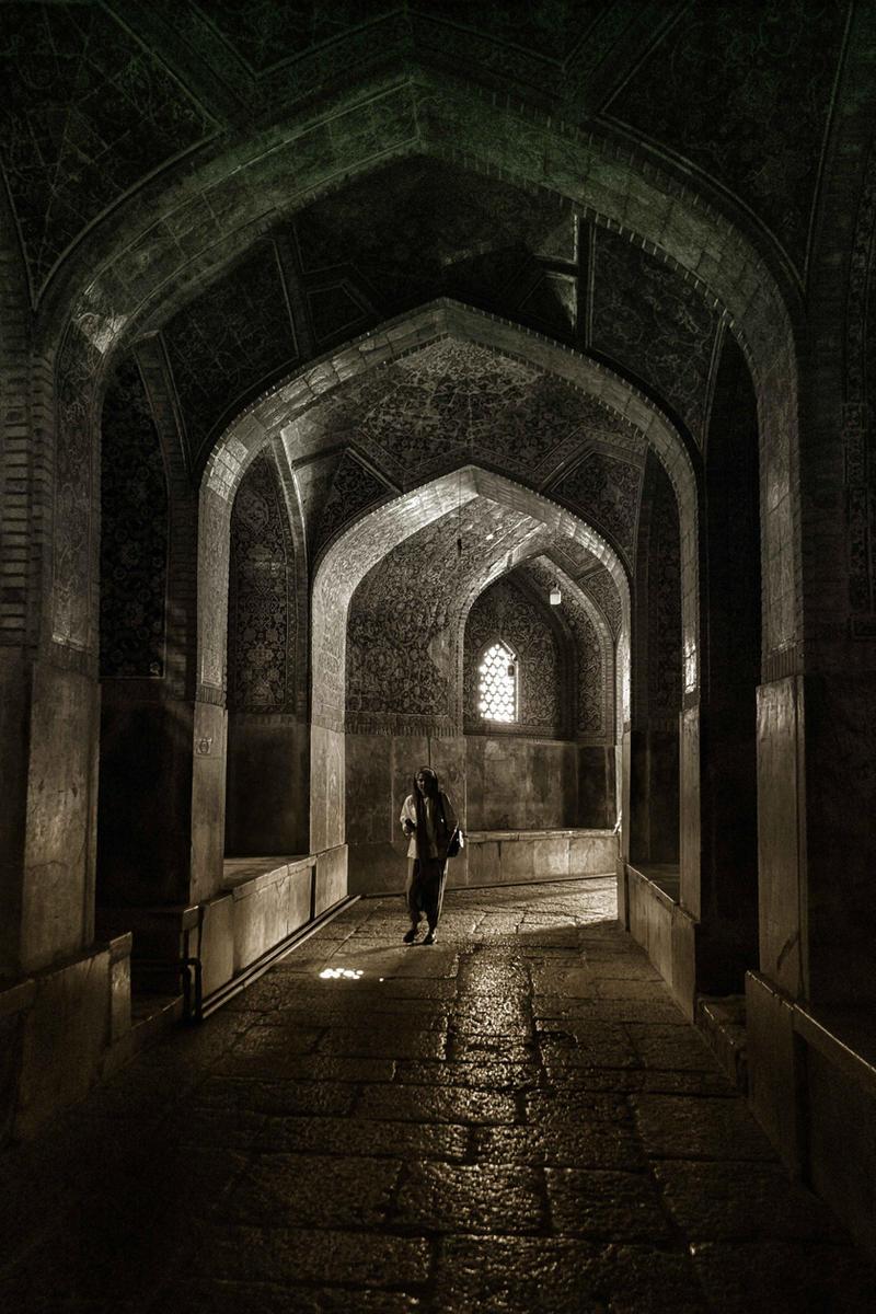 Shah Mosque by CitizenFresh
