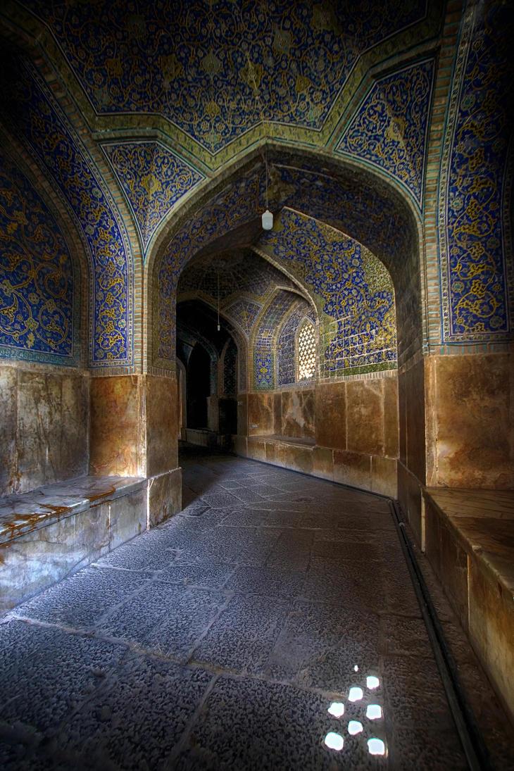Shah Mosque 2 by CitizenFresh