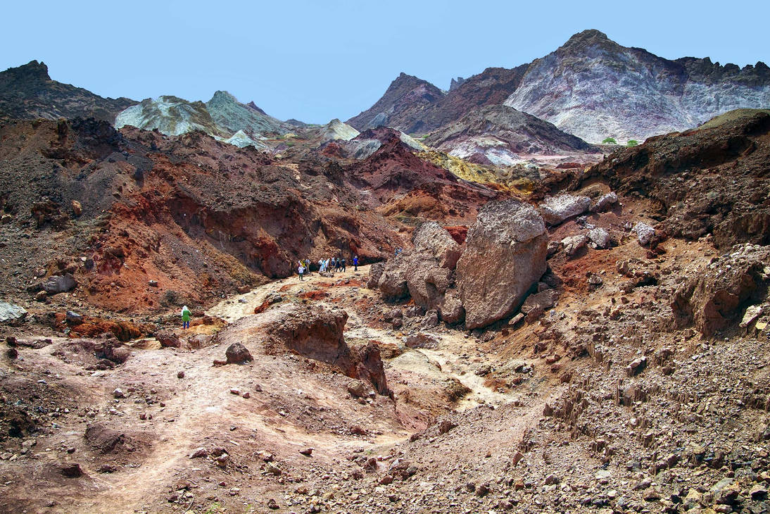 Hormuz - island full of colors 2 by CitizenFresh