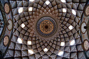Agha Bozorg mosque 4 by CitizenFresh