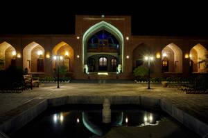 Beautiful Iran- Caravanserai by CitizenFresh