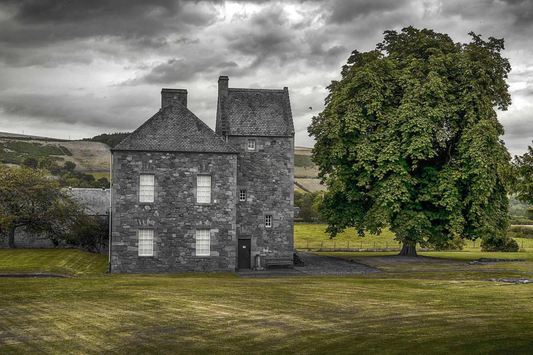 Somewhere in Scotland by CitizenFresh