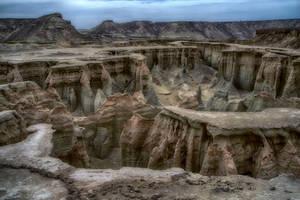 Qeshm Island- Valley of the Stars 6 by CitizenFresh