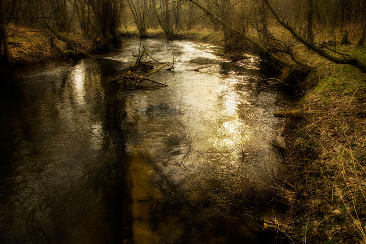 Mysterious river