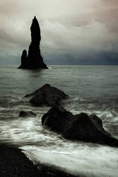 Beautiful Iceland 42 - Reynisdrangar by CitizenFresh