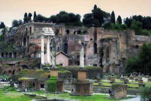 Forum Romanum 5 by CitizenFresh
