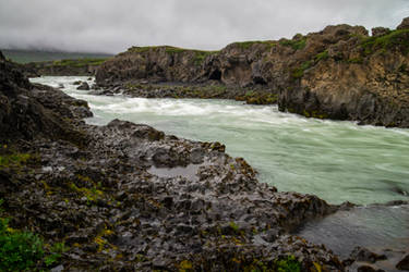 Beautiful Iceland 43 -  Skjalfandafljot River by CitizenFresh