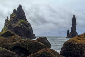 Beautiful Iceland 44 - Reynisdrangar by CitizenFresh