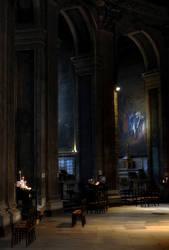 Church of Saint-Sulpice,Paris