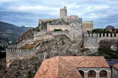 Akhaltsikhe - Rabati fortress 4