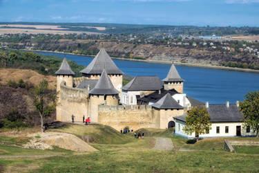 Castle in Khotyn