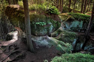 Boulders of Dwarfs