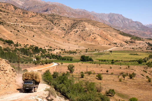 Beautiful Uzbekistan-Ferghana Valley
