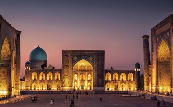 Samarkand - the jewel of the silk road 4