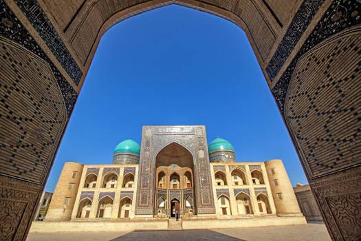 Bukhara - the pearl of the Silk Road, Uzbekistan