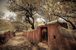 Village path - Abyaneh