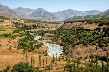 Beautiful Uzbekistan-Ferghana Valley 2