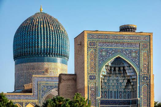 Architecture artistry - Guri Amir