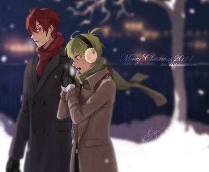 FA: Merry Christmas 2014