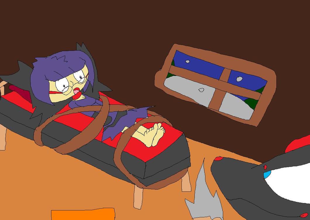 Tickle...Comic? by Karasu-96