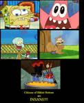 A normal, regular Spongebob poster