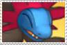 Hydreigon stamp by Karasu-96