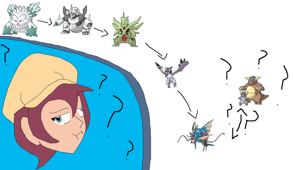 The process of thinking of georgias mega pokemon by karasu 96 on the process of thinking of georgias mega pokemon by thecheapjerseys Image collections