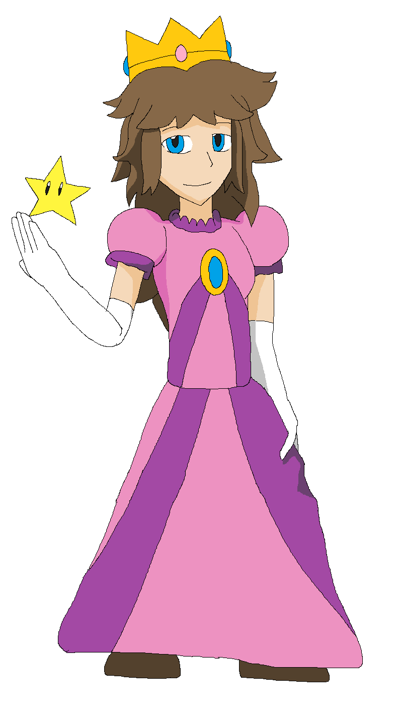 by deviantart princess mario next oc gen on karasu sapphire art