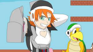 Mario/RWBY: ''I Like This Girl,'' said Hammer Bro by Karasu-96