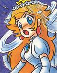 The Peachy Bride by peachykatara