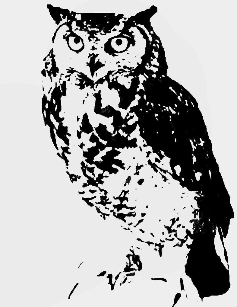 Printable Owl Stencil Cake Ideas And Designs