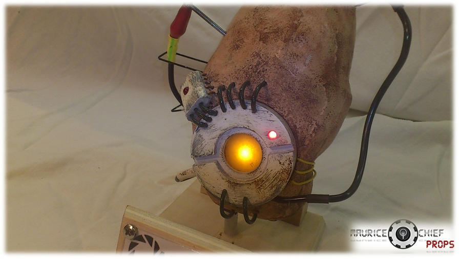 glados portal 2 potato - photo #12