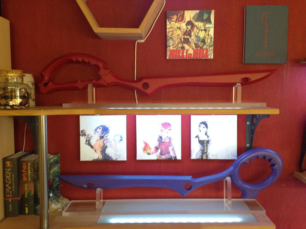 Kill La Kill - Scissor Blade Gallery by Mauricechief