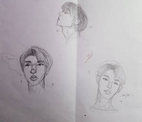 Weekend NCT sketches