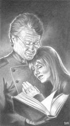 Bill and Laura by LauraQuiles
