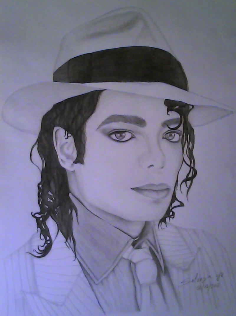 michael jackson sketch smooth - photo #24