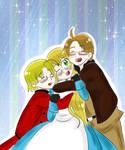 Aph-ACE hug by AyanoHana