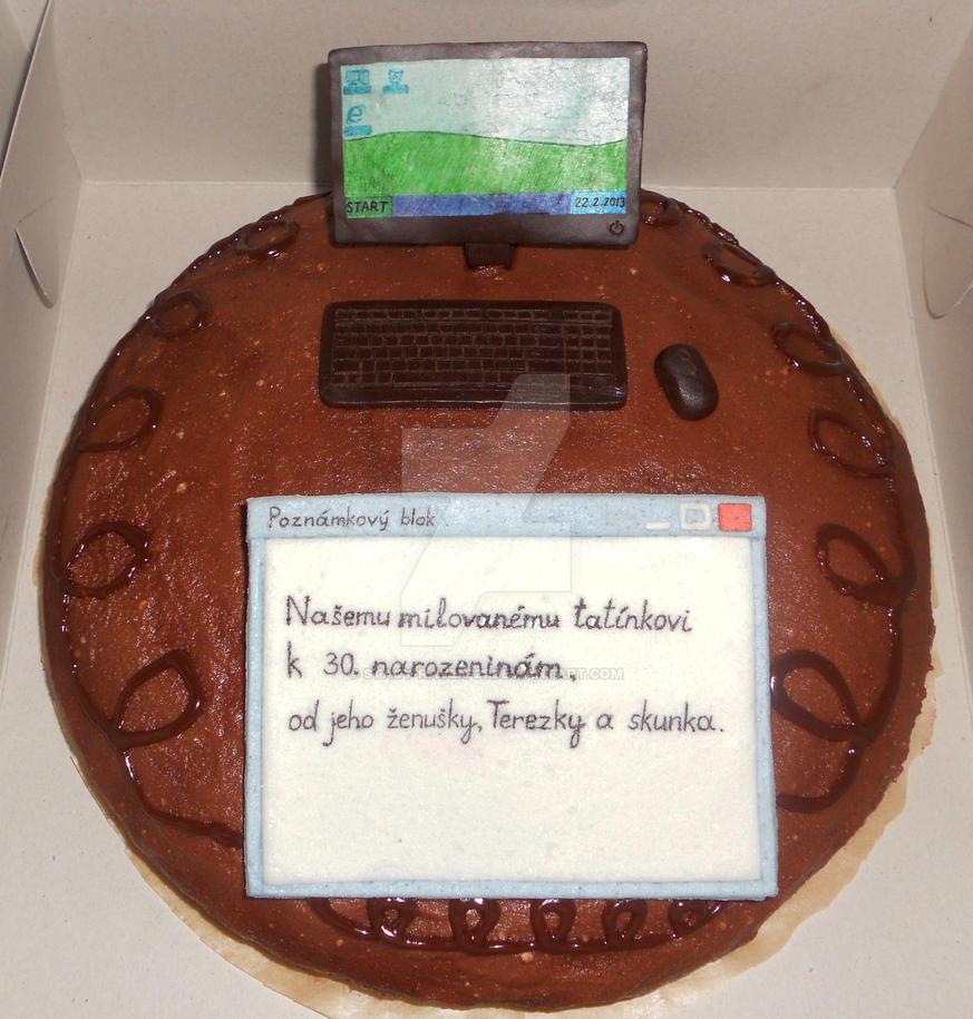 Stacy Th Birthday Cake