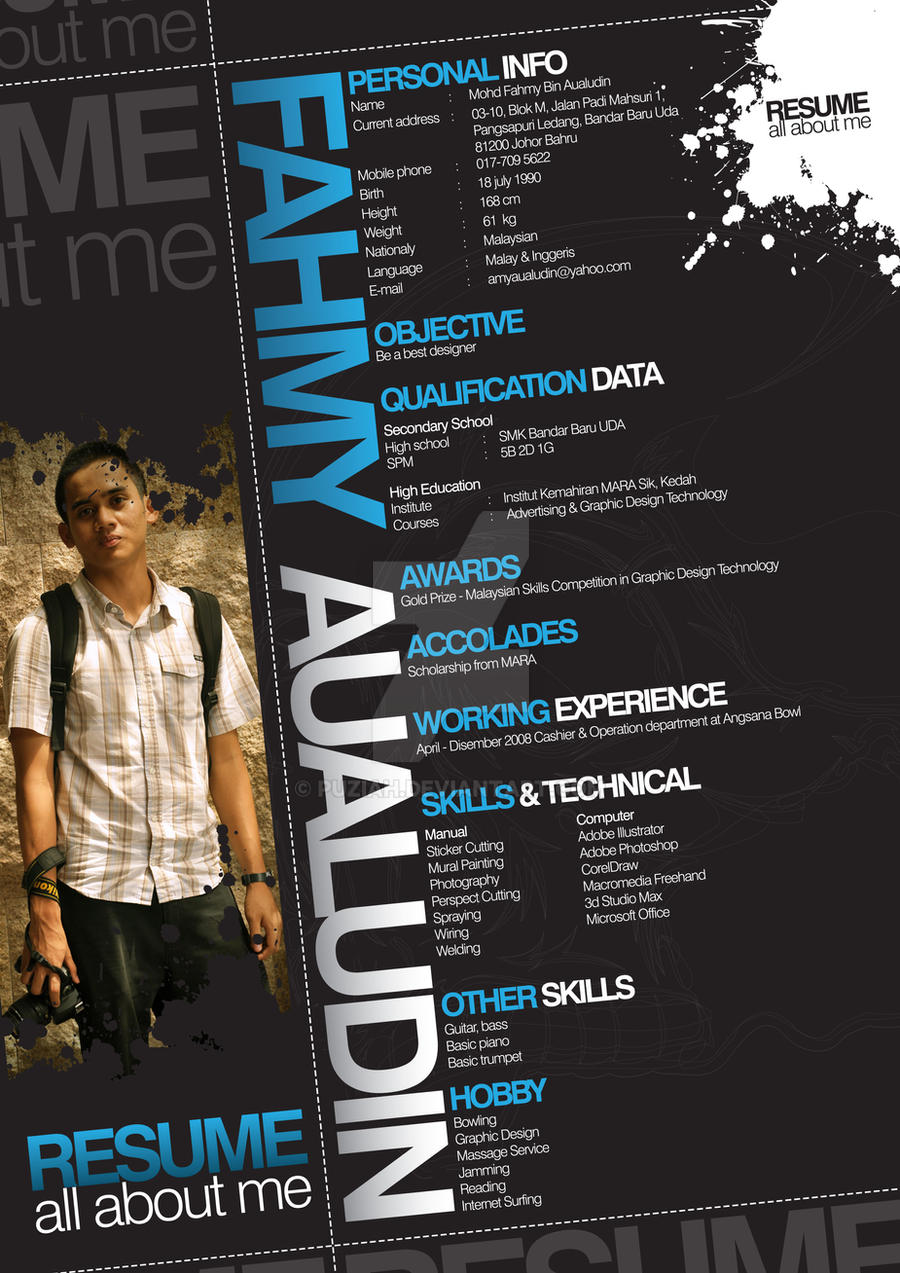 resume by puziah