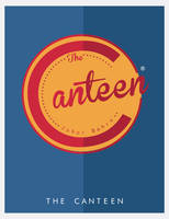 The Canteen logo by puziah