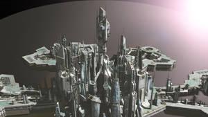 City Of Atlantis- Space