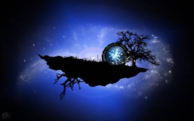 Stargate Sunrise -w by icbreeze