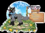Pokemon Honeydew~ Mari by Pokelobo