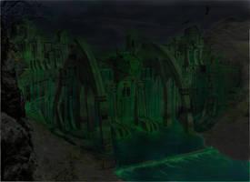 Dotd creepy Waterfall 2
