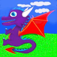 supercute dragon