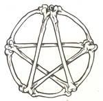 Bones Pentagram