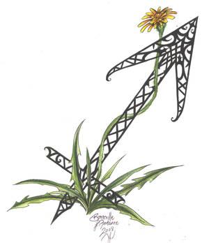 Zodiac Flw Design: Sagittarius