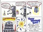 Dalek Birthday 'Bash'
