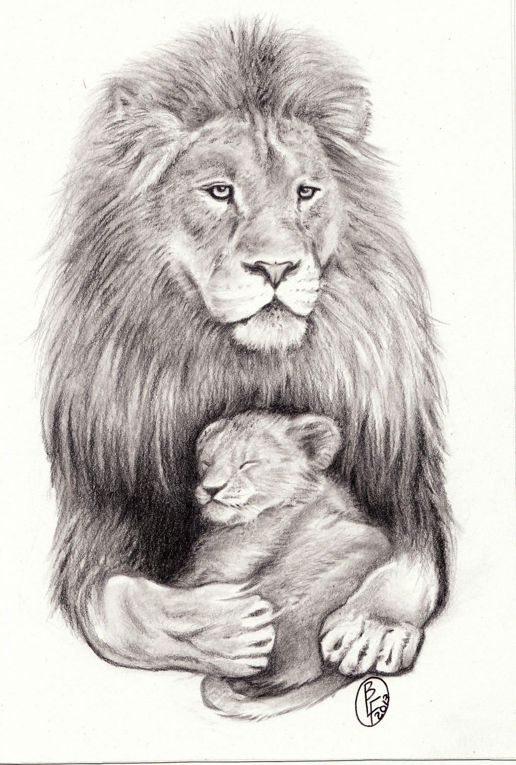 Tattoos on pinterest military tattoos lion tattoo and lion for Lion and cub tattoo